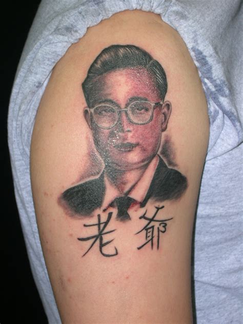 grandfather tattoos picture