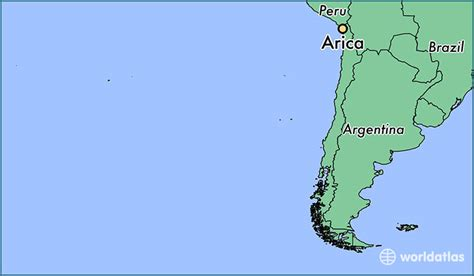 chile location on world map where is arica chile where is arica chile located in