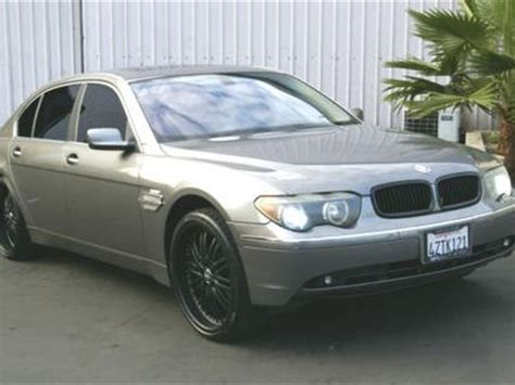 745li Bmw For Sale by 2002 Bmw 745li For Sale By Owner In Montebello Ca 90640