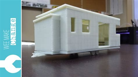 Tiny House Prints | 3d print tiny house youtube
