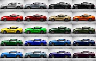2015 Ford Colors 2015 Toyota Rav4 Color Chart Autos Post