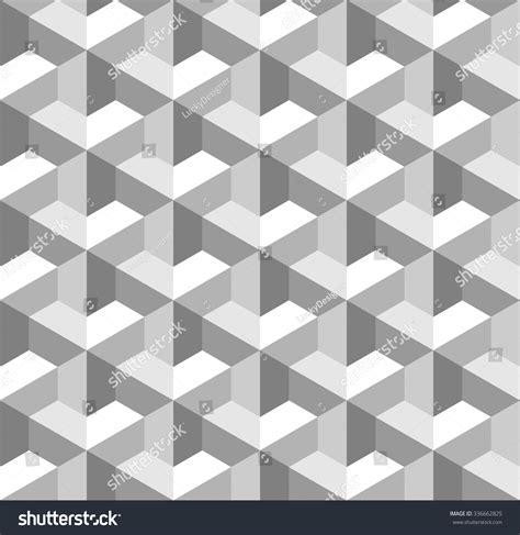 grayscale pattern seamless geometric pattern grayscale background vector