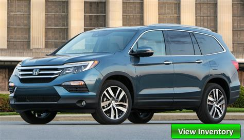 Honda Of Kenosha by 2016 Honda Pilot Milwaukee Wi Honda Of Kenosha