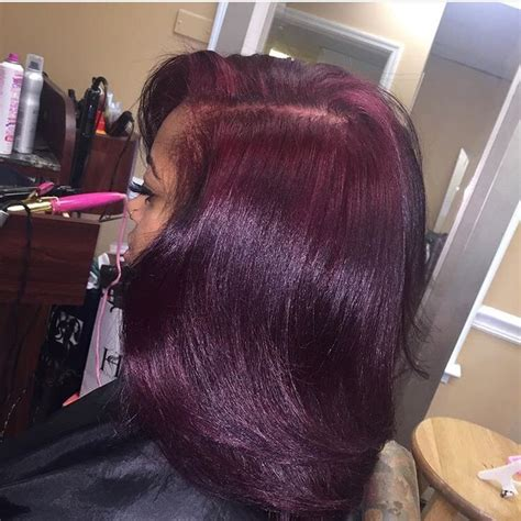 25 best ideas about burgundy natural hair on pinterest best 25 deep burgundy hair color ideas on pinterest