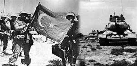 ottoman invasion of greece cyprus marks 39 years since turkish invasion