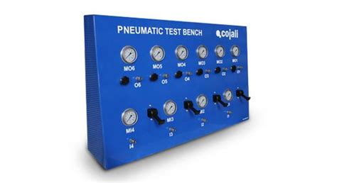 what is a bench test pneumatic test bench jaltest