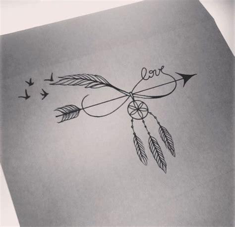 infinity tattoos piercings elkins arrow infinity dream catcher birds tattoo tatto