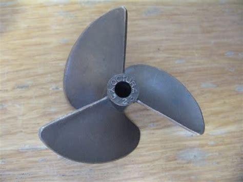 model boat propeller shaft homemade rc boat propeller www pixshark images