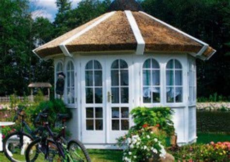 pavillon reetdach reetdach pavillon bei gartenhaus guenstig de gt kaufen