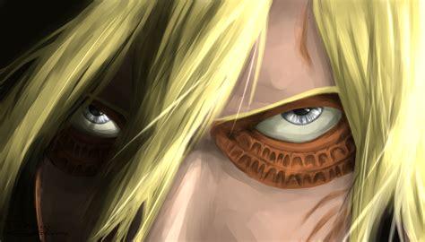 female titan attack  titan zerochan anime image board