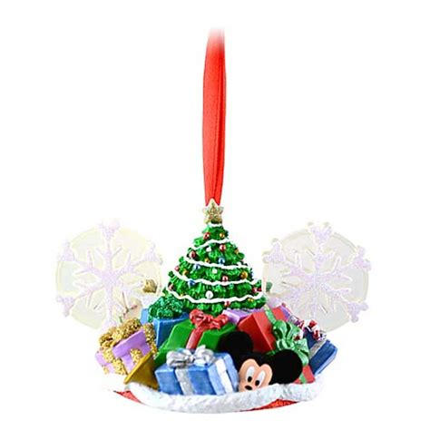 disney christmas tree hats disney ears ornament tree mickey mouse duffy