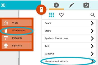 room dimensions app measurement wizards add wall measurements room dimensions to floor plans app
