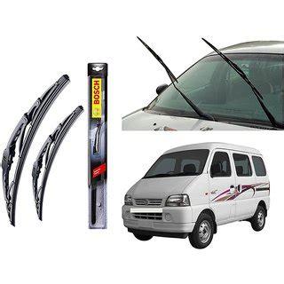Wiper Mobil Bosch Advantage 16 02958 bosch clear advantage wiper blades for maruti suzuki versa bolero pair 400mm16 inch by 16 inch