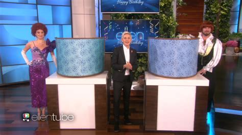 The Ellen Show Giveaways - ellen s birthday show giveaways
