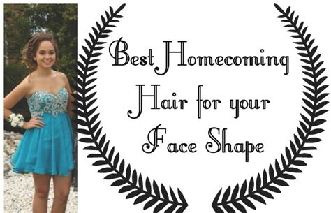 best prom hairstyle to match your faceshape best homecoming hair for your face shape chelsea crockett