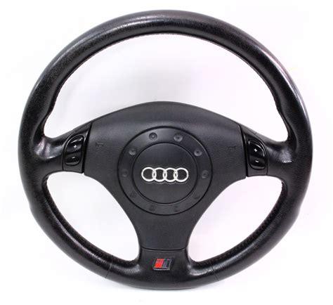 audi steering wheel controls 3 spoke sport steering wheel airbag with controls 96