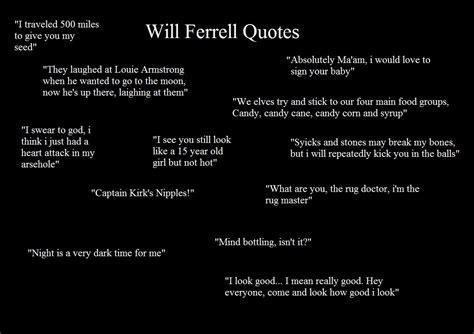will ferrell movie quotes will ferrell elf quotes quotesgram