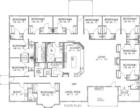 best house plans for seniors 11 bedroom 7 bath house plan alp 05dk allplans com