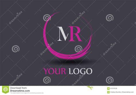 m r logo design sr m r letter logo design ilustra 231 227 o do vetor imagem