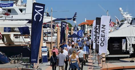 west palm beach boat show palm beach boat show 2018 draws to a close yacht charter