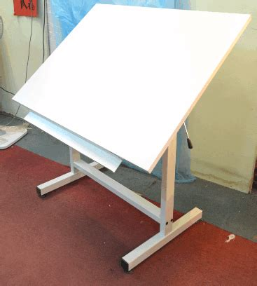 artwright drafting table artwright drafting table drafting table artwright located at tafesa urrbrae cus auction 0009