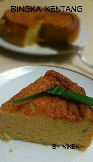 Oven Jajan ncc jajan tradisional indonesia week bingka kentang