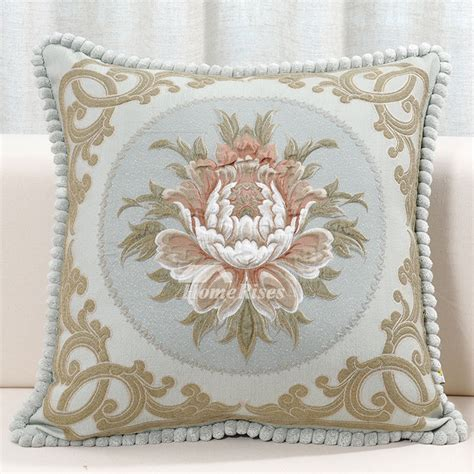 Pillow Box Floral Green Kotak Handuk Box Notes luxury vintage light green floral velvet best throw