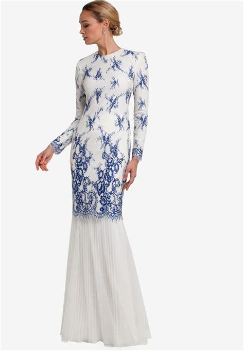 fesyen baju kurung moden zalora baju kurung rizalman baju hari raya aidilfitri 2013 by