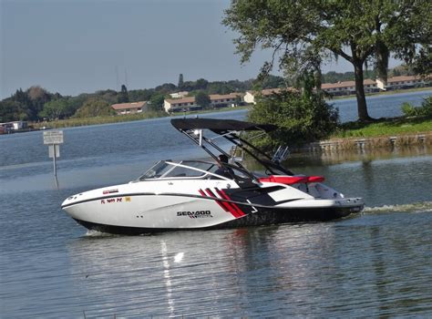 used wake boats for sale florida sea doo 210 wake boat for sale from usa