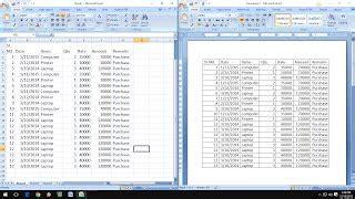 membuat link word dan excel cara membuat link data dari excel otomatis ke word