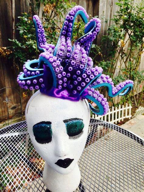ursula headpiece ursula headband disney ursula