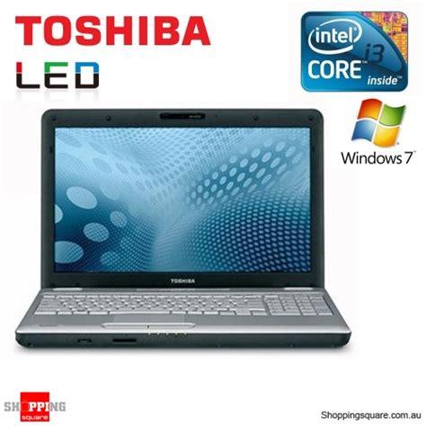 toshiba satellite l500 00x intel i3 330m 15 6 inch notebook laptop pc refurbished