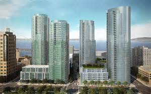 Infinity Towers San Francisco 201 Folsom Tishman Speyer 226 S Follow Up To The Infinity
