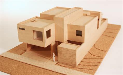 como hacer maquetas de madera maquetas de casas