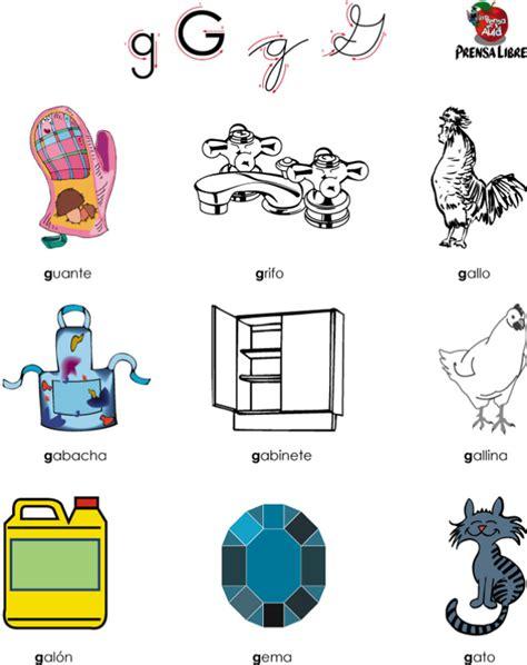 imagenes que inicien con la letra g letra g el universo de leo