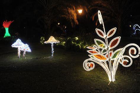 il giardino incantato il giardino incantato illumina pompei