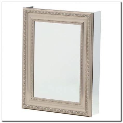 brushed nickel medicine cabinet oval bathroom mirrors brushed nickel bathroom home
