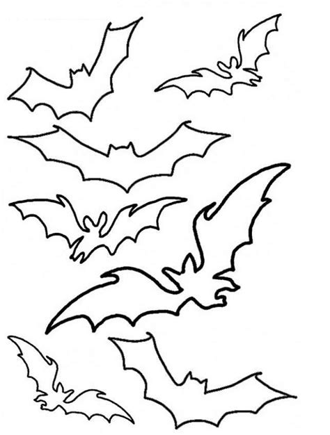 free printable bat coloring pages for kids free coloring pages of kids bats