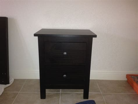 Hemnes Ikea Nightstand Ikea Hemnes 2 Drawer Nightstands Assembly Assembly Services Ta Bay