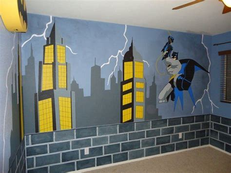 batman wall mural batman wall mural search boys room ideas