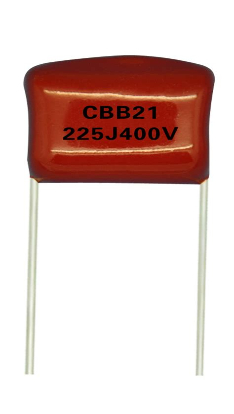 polypropylene capacitor china metallized polypropylene dc capacitor cg cbb21 225j china metallized