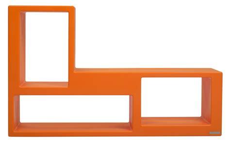 bookcase orange by casamania