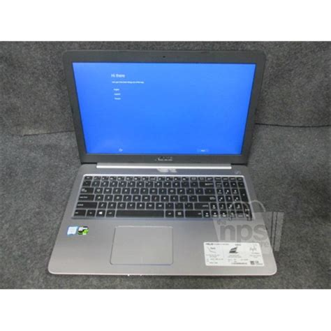 Asus Laptop I7 Used asus k501ux wh74 15 6 quot laptop i7 6500u 2 5ghz 16gb 256gb ssd 950m win 10 used ebay