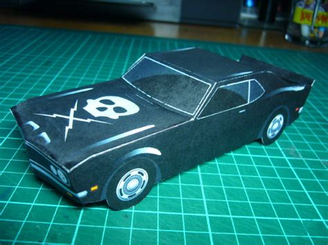 Papercraft Props - papercraft proof car paper fr