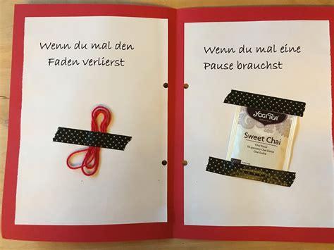 birgit schreibt geschenkidee wenn buch