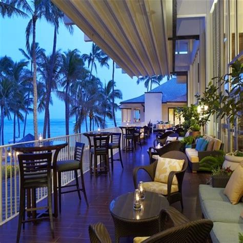The Veranda Restaurant by The Veranda At The Kahala Resort Restaurant Honolulu Hi