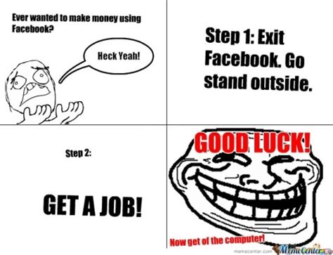 How To Make Facebook Memes - make money memes image memes at relatably com
