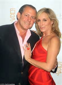 sonja ex husband sonja declares herself back on the market as she
