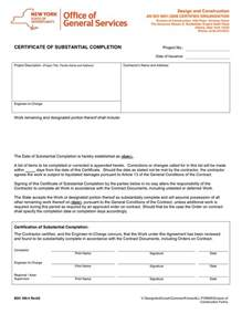 Certificate Of Completion Template Construction by Doc Certificate Of Completion Construction