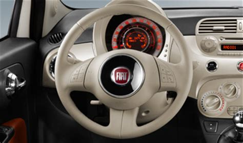 volante fiat 500 lounge nouvelle fiat 500l versions pop lounge direction assist 233 e